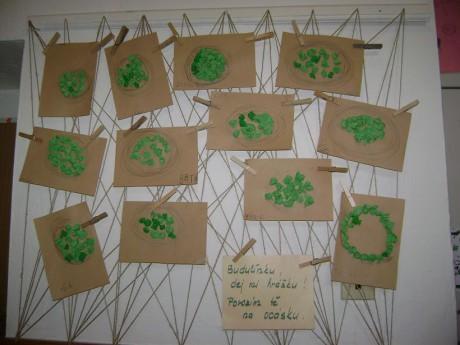 Výtvarné nápady pro děti